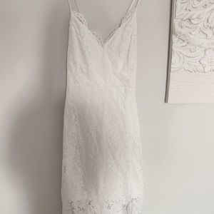 Bridal Shower Dress from Lulu's